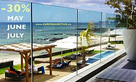 LUX Tamarin Beachfront offer
